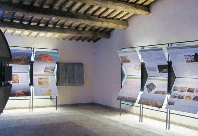museo geologico e delle frane civita di bagnoregio
